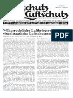 Gasschutz Und Luftschutz 1935 Nr.2 Februar