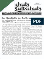 Gasschutz Und Luftschutz 1935 Nr.8 August