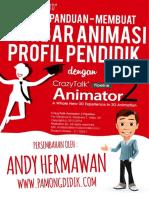 Membuat Gambar Animasi Profil Dengan CrazyTalk Animator