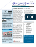 NAI Keystone - Bryan Cole, March's Greater Reading Commercial Real Estate Newsletter