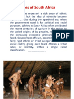 Tribes of South Africa