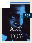 Memoria Art Toy - Javier González Vega