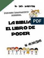 El Libro de Poder. La Biblia