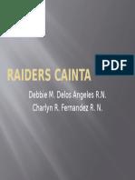 Raiders CAinta