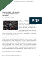 "El Papa_ Padre Pío, _servidor de La Misericordia"""