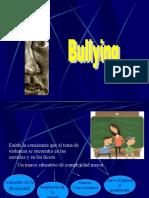 Bulling en La Escuela Presentacion