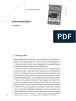 2º Modulo Literatura Metamorfosis
