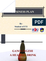 Business Plan for Assignment TI