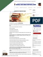 Academia Rutiera de Calificare Si Atestare Studii de Caz Manageri de Transport Marfa