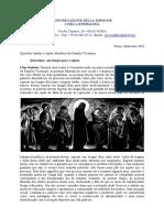 [POR] Superior Geral – Carta da Quaresma 2016