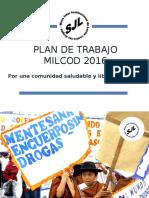 02.- MILCOD 2016-Plan de trabajo.pptx