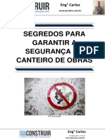 Segredos para Garantir a Segurança no Canteiro de Obras