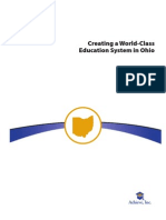 World Class Education - Ohio - 2008