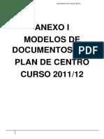 Modelo de Documentos