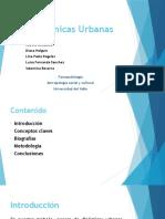 Dinamicas Urbanas