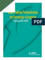 Apresenta o Boas Pr Ticas Farmac Uticas - Simone