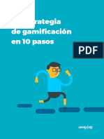 Estrategia en 10 Pasos Gamificación