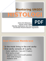 Histologi (Drg. Erlina)