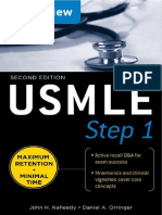 Deja Review USMLE Step 1 (2nd Edition)