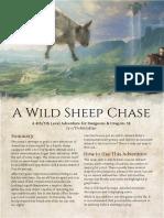 Sheep Chase FINAL