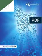 Grameenphone Annual Report 2014