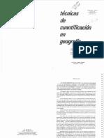 Técnicas de cuantificación en Geo