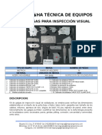 Ficha Tecnica Kit de Galgas