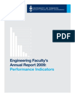 Engineering Faculty's Performance Indicators