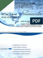 Estruturas e Propriedades das Cerâmicas.pptx