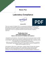 m 133 Laboratory Master Plan