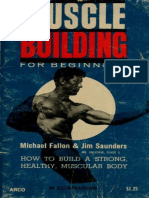 Muscle Building for Beginners