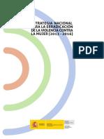 Estrategia Nacional2013-2016