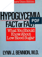 Hypoglycemia Fact or Fad What You Should Know About Low Blood