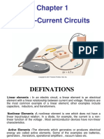 Chapter 1 DC Circuit