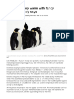 Penguin Article