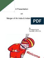 Air India Merger