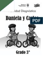 DIAGNOSTICO 3° matematicas