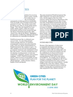 Annual Report05 Green Cities