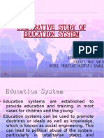 Comparative Study of Education System