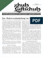 Gasschutz Und Luftschutz 1935 Nr.12 Dezember