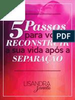 5 Passos Lisandra Zanuto
