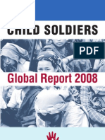 Child Soldiers - 2008 Global Report