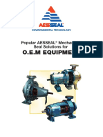 Resources Mechanical AESSEAL Guides OEM