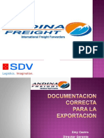 Andina freight