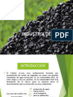 industria del carbon
