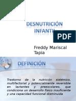 DESNUTRICION - FREDDY MARISCAL TAPIA2.ppt