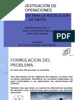 1.4 Metodologia Para La Inv. de Ope.
