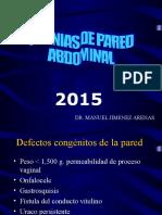 Hernias de Pared EQ.27