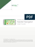 Manual NavitelNavigator 9 ENG