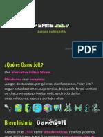 09a - UNIAT Lino-Ramírez Maestría-Videojuegos Examen-Gamejolt